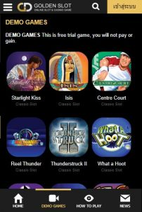 goldenslot mobile games